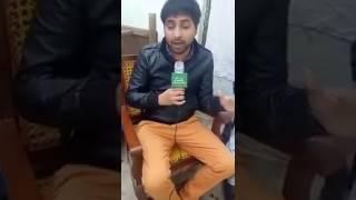 Mian umair Saraiki k kamal dekhe fb py kese larki patai zaror dekhe 11-3-2017 ki video