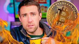 Why Crypto & Bitcoin is Selling off Today...