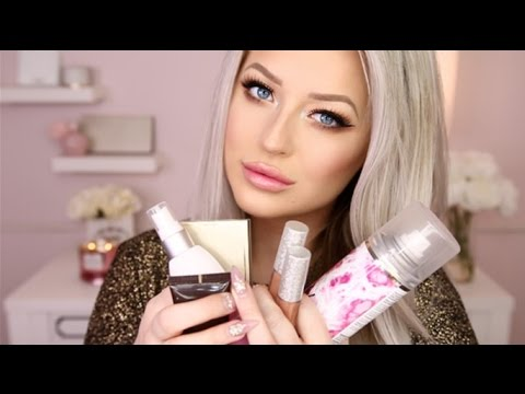 Top Beauty Favorites November 2016