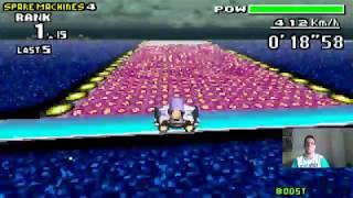 Let's Play F-Zero - MaxVelocity I Part 144 I im Comet in der Queen League unterwegs