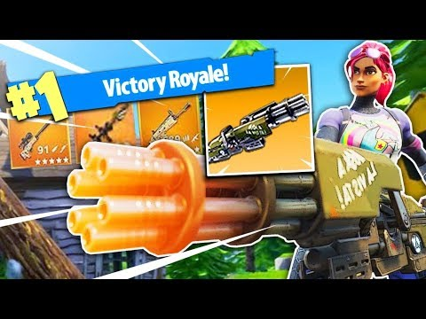 I CAN\'T MISS!! (Fortnite: Battle Royale Sniping Gameplay)