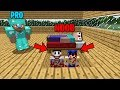 Minecraft Battle : NOOB vs PRO: TERRIBLE JEFF THE KILLER AND SONIC.EXE HIDENED UNDER BED Challenge
