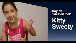 Repeat youtube video Cheesecake de Oreo: Kitty en