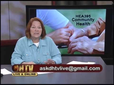 HEA395 Community Health #06 Spring 2015