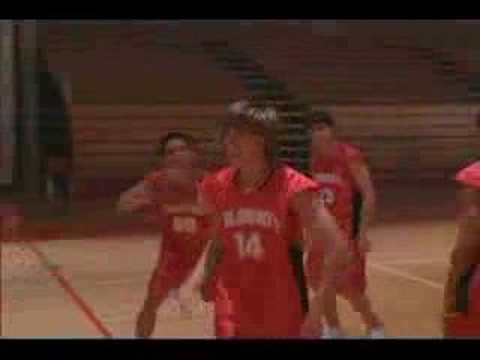 ad6b27307 High School Musical Basketball Show - YouTube