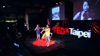 迷香柏樂團 (Miss Chamber) at TEDxTaipei 2012