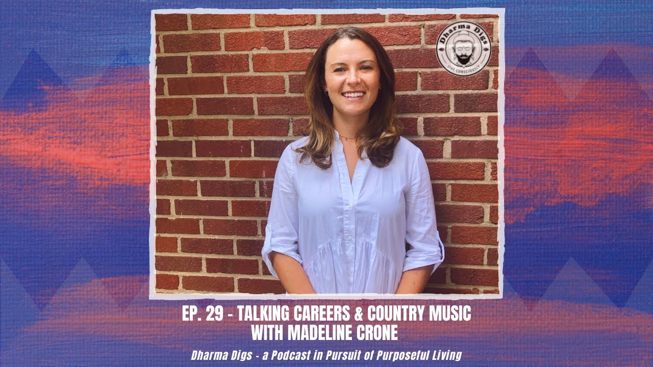 Ep. 29 - Madeline Crone of American Songwriter on Music Industry Careers & Country Music