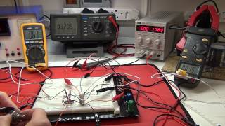 electronic dc load 3 what is the function of the dummy load resistor