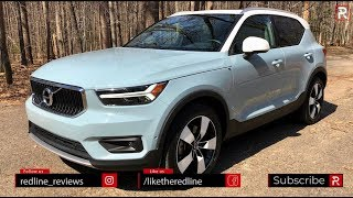 2019 Volvo XC40 T5 – The Millennial Attraction