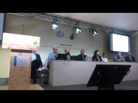 GHGMI COP21 standards side event