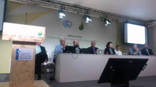 GHGMI COP21 standards side event