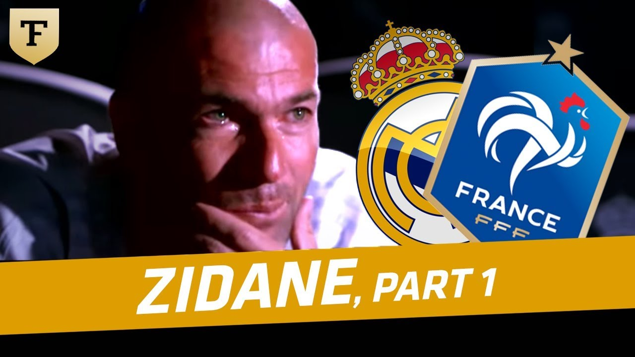 Zidane, à coeur ouvert (Part 1)