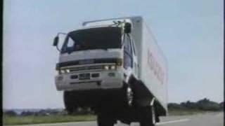 Isuzu Forward 1984 commercial Japan
