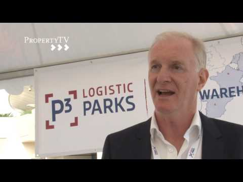 'Demand for logistics is strong across Europe': Ian Worboys, P3 Logistic Parks