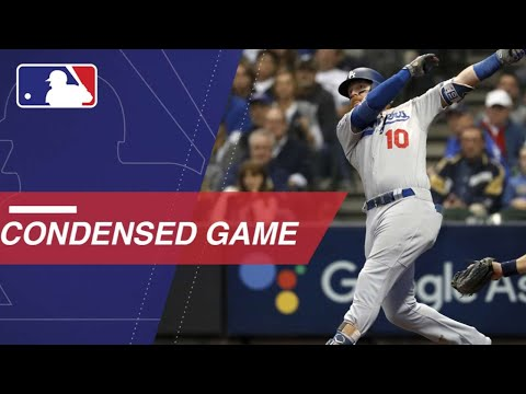 Condensed Game: NLCS Gm2 - 10/13/18