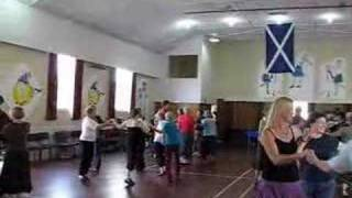 Gaelic in Waipu - dancing to mouth music