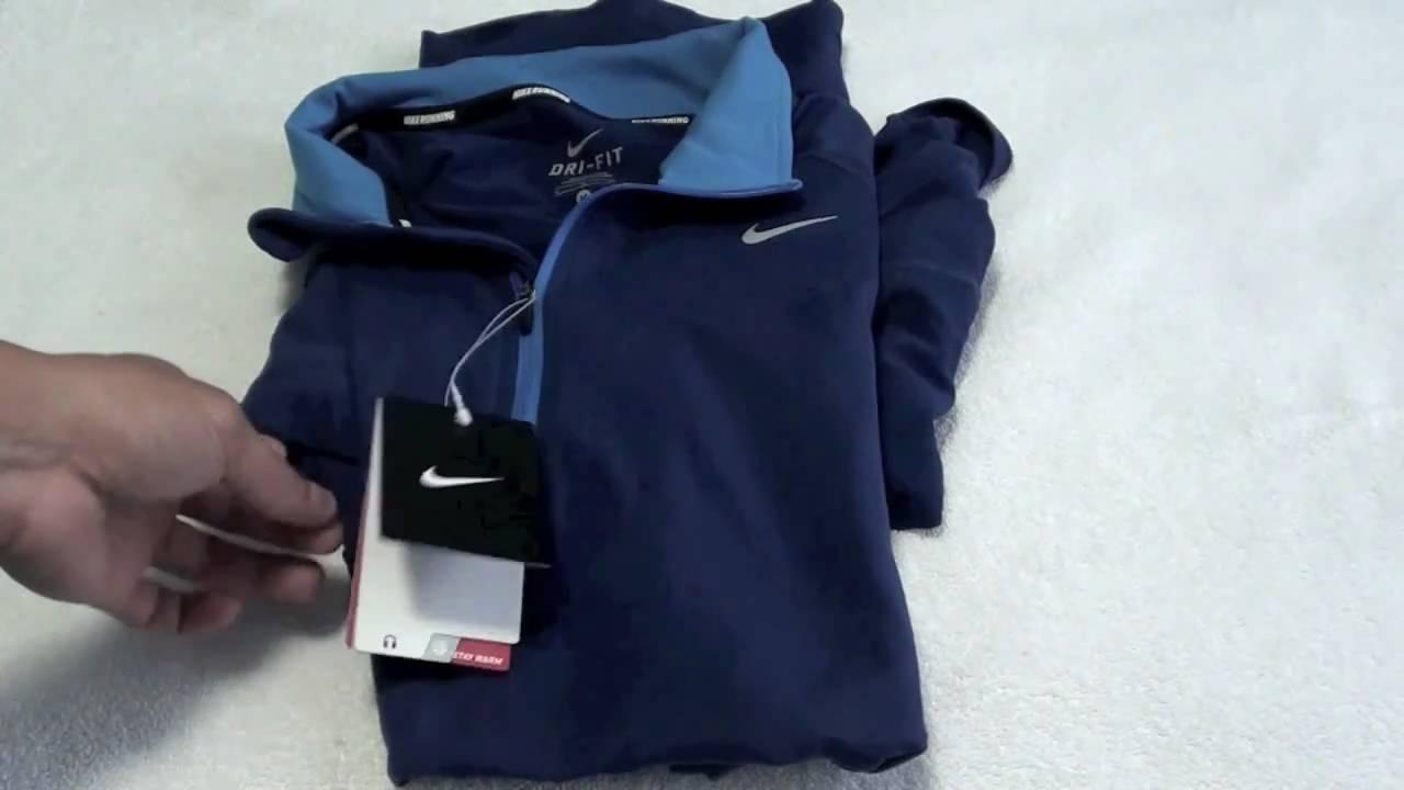 Nike Dri-FIT Element Half-Zip