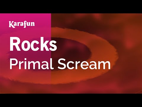 Karaoke Rocks - Primal Scream *