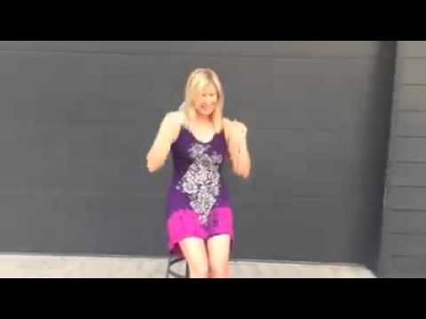 Katherine Kelly Lang takes the ALS Ice Bucket Challenge