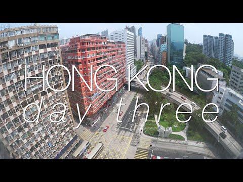 Hong Kong 2016 ♡ Day 3: Dim Sum, Seafood, Lan Kwai Fong 蘭桂坊