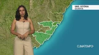 Previsão Grande Vitória – Chuva a qualquer hora