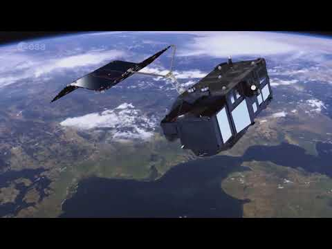 Sentinel-3B Earth observation satellite