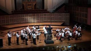 Tomaso Albinoni - Sinfonia in G Allegro - Sinfonietta - Sydney Youth Orchestra - SYO