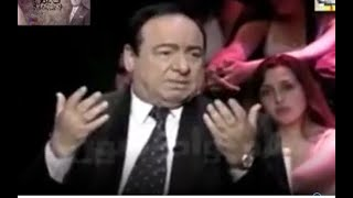 مؤسس الطرب صباح فخري - برنامج كان زمان عام ٢٠٠٢ الجزء 5  وصلة سيبوني يا ناس بقصيدة قالوا حبيبك محموم