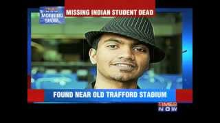 UK police rule out foul play in Souvik's death.