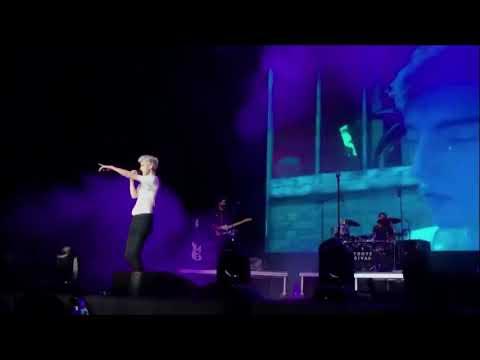 "troye sivan ""bloom"" live 5.12.18"
