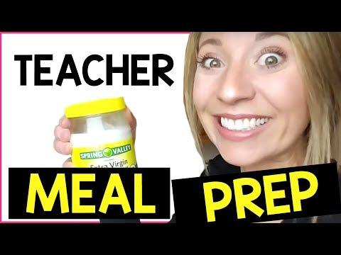 TEACHER MEAL PREP: QUINOA SALAD | A Classroom Diva