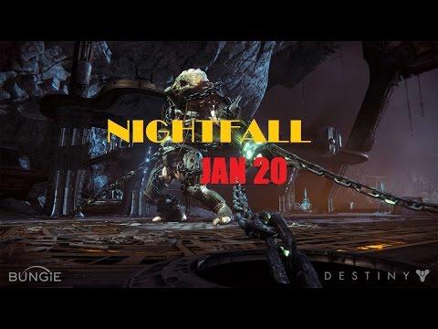 destiny 2 nightfall public matchmaking