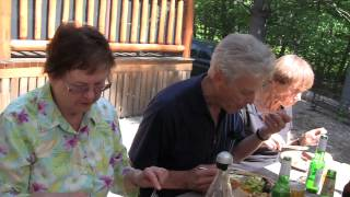Family Reunion, New Hampshire, August 2013, Video