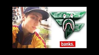 FaZe Banks on My First Day of College??