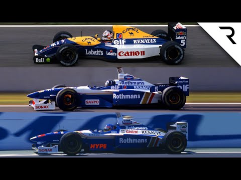 The 1990s F1 mistake Williams never recovered from