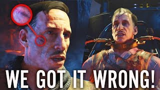 RICHTOFEN'S DEATH ISN'T REAL IN BLOOD OF THE DEAD:  WE GOT IT ALL WRONG! (Real Ending Explained)