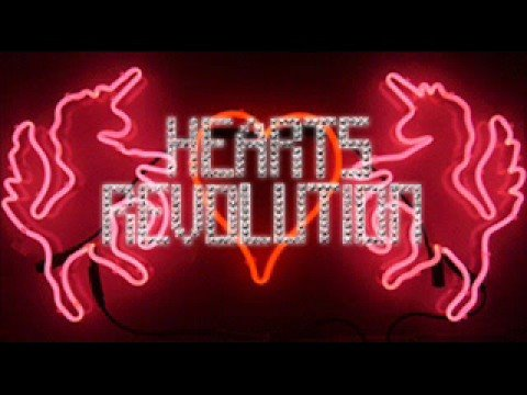 Hearts Revolution-digital suicide lullaby