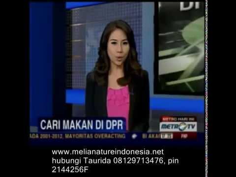 Bisnis Melia Sehat Sejahtera Indonesia di metro tv sesi 1