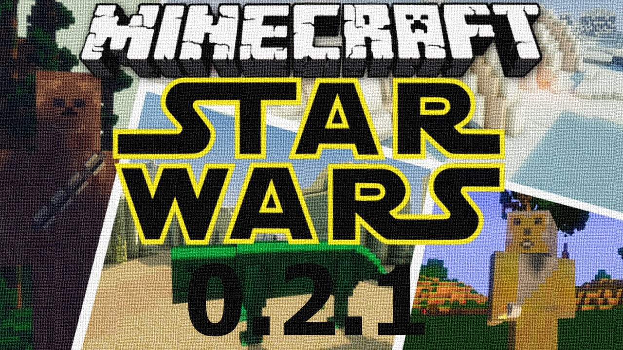 Minecraft Star Wars Mod 1.4 5 Download