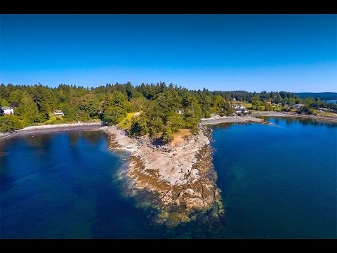 Your Own Waterfront Peninsula in Nanaimo, Canada