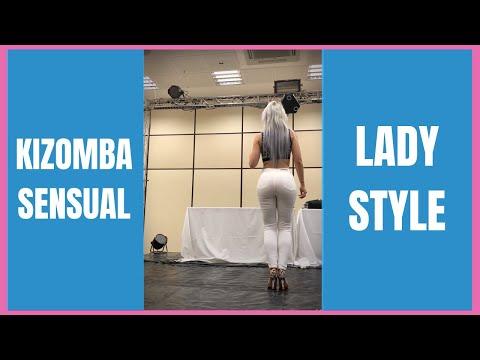 Sara López   Kizomba - Lady Style