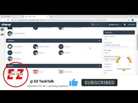 wordpress-training---part-4-|-step-by-step-site-redirection-|-ez-techtalk