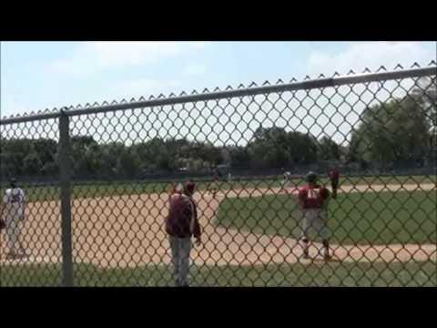 Jack Holden - Schaumburg Varsity Baseball Highlights - 2012