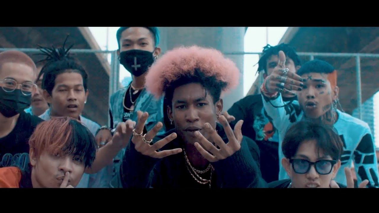 yb-aey-ouu-official-music-video-young-bong-yb-high
