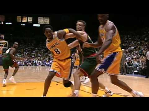 Young Kobe Bryant Highlights in the Forum