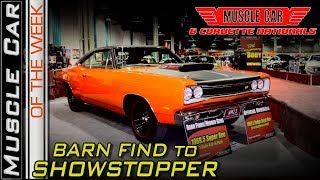 1969 1/2 Dodge Super Bee A12 Muscle Car Of The Week Video Episode #248