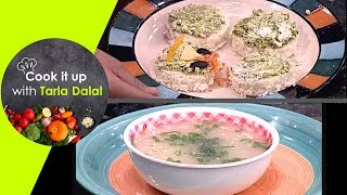 Cook It Up With Tarla Dalal Ep 13 Sweet Corn Soup, Summer Tacos, Funny Faces and Choco Chip Cookies