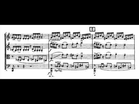 Erwin Schulhoff - String Quartet No. 1