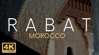 Rabat Capital of Morocco 4k Travel Guide