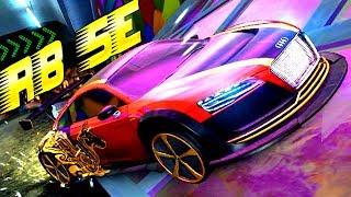 SINGLE TANK ROCKET! Audi R8 e-Tron SE (Rank 1524) Multiplayer in Asphalt 8 [Part 2]